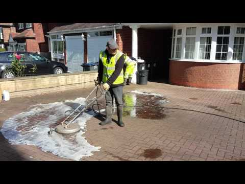 driveway cleaning block paving cleaning midlan