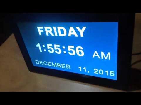 Pretty Accurate Digital Wall Clock Doovi