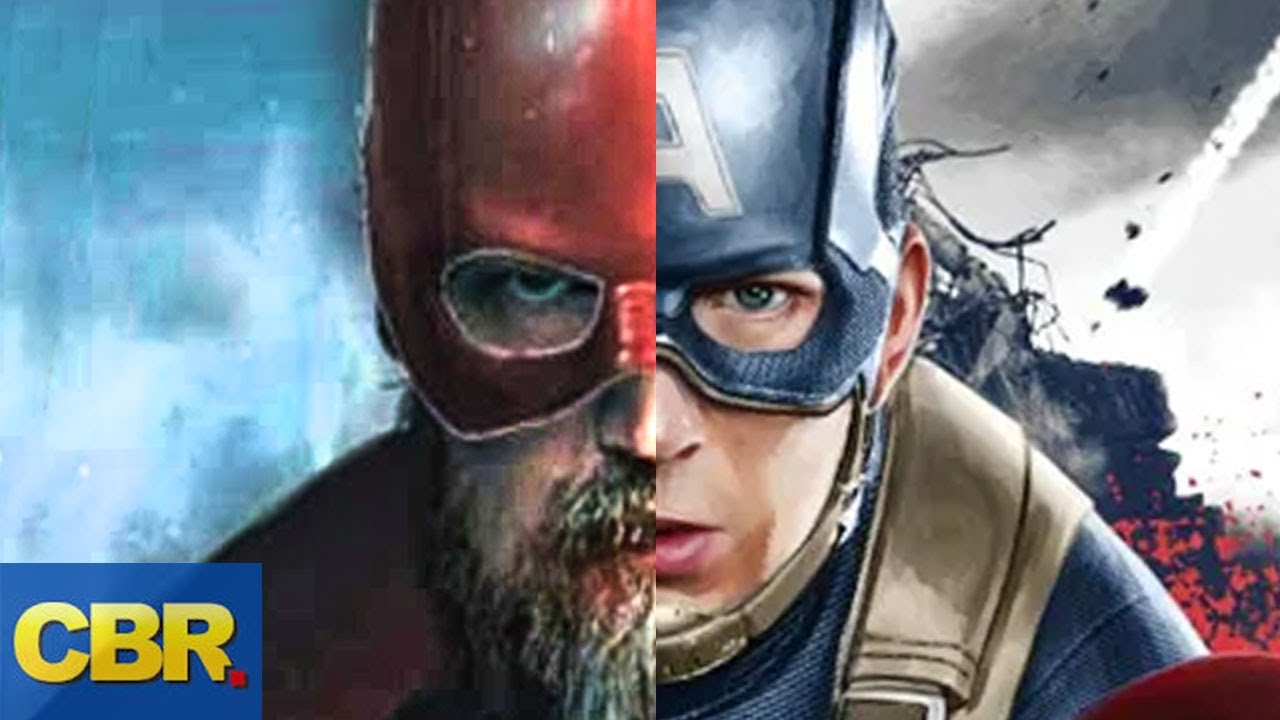Image result for Serious Similarities Between Captain America And Red Guardian, See Here