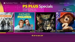 Ps4 PS Plus Specials [Play Station Store 6/26/2018]