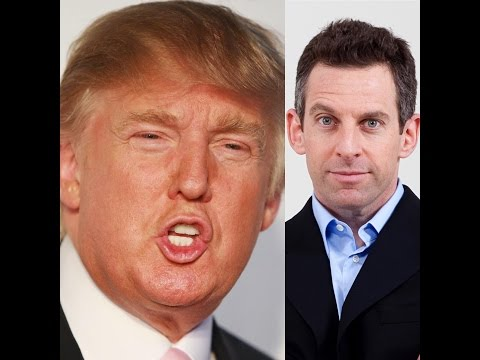 Sam Harris | Why I am worried about Donald Trump