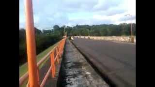 Pembangkit Listrik di Waduk Wingli Malang