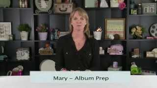 The Organized Scrapbooker - Mary Clarke
