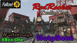 Fallout 76 Red Rocket Trading Post