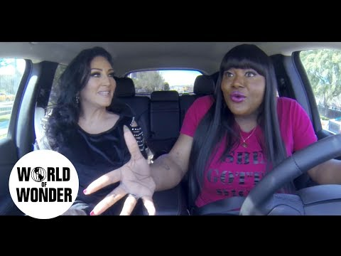 LEMME PICK YOU UP: Michelle Visage with Ts Madison