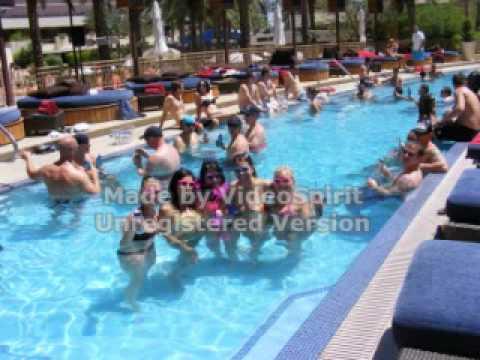 Red Rock Cabana Club_Birthday Pool...
