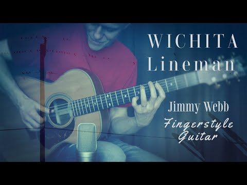Wichita Lineman - fingerstyle guitar