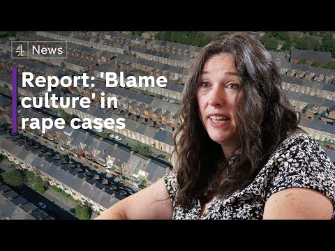 Police and CPS 'blame culture' in rape prosecutions, says report