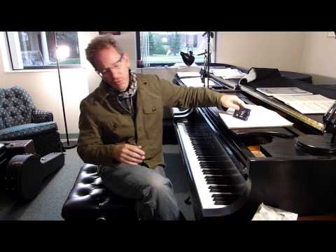Improvisation for Classical Pianists, Part 3: Rhythmic Structure