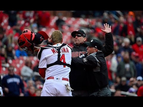 MLB | 2018 April Ejections ᴴᴰ