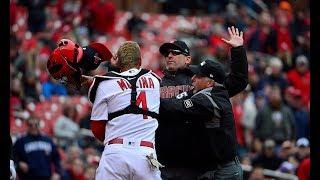 MLB   2018 April Ejections ᴴᴰ