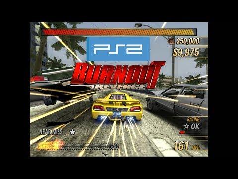 Burnout Revenge | PCSX2 Emulator 1.5.0-3362 [1080p HD] | Sony PS2 Exclusive