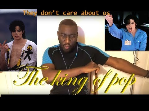 Michael Jackson - They don't care about us (Prison version) + Reaction music