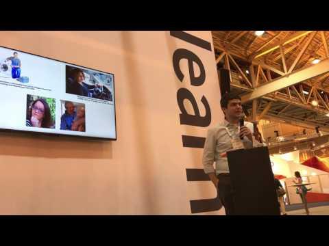 Edward Van Opstal: Up Goer 5 Challenge at ASM Microbe 2017