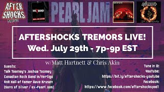Aftershocks Tremors Live