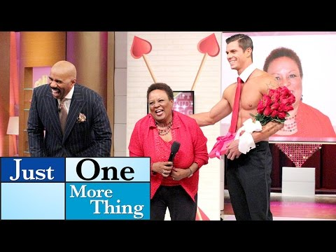steve harvey dating recap