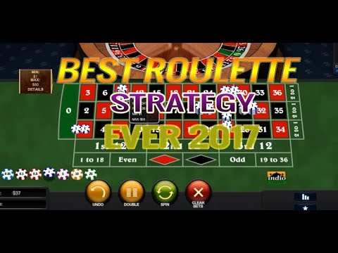 Casino Roulette Trick || Best Roulette Strategy Ever 2017 - YouTube