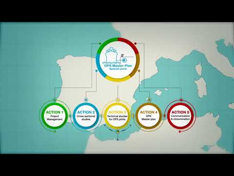 OPS Master Plan for Spanish Ports project (EN)