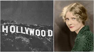 This Actress Leapt To Her Death From The Hollywood Sign – And People Say She Still Haunts The Hills