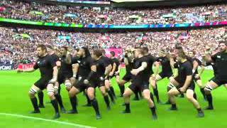 First All Blacks Haka of Rugby World Cup 2015 1