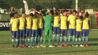 2016 Nike Friendlies: U-17 MNT vs. Brazil