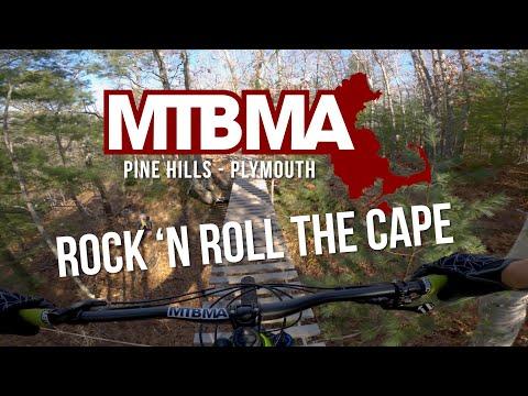 Cape Cod's MTB Playground // Pine Hills, Plymouth MA