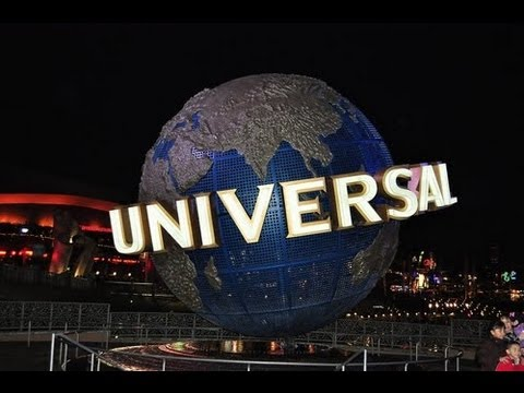 Universal Studios Florida Complete Walkthrough at Night - Universal Orlando Resort HD 1080p