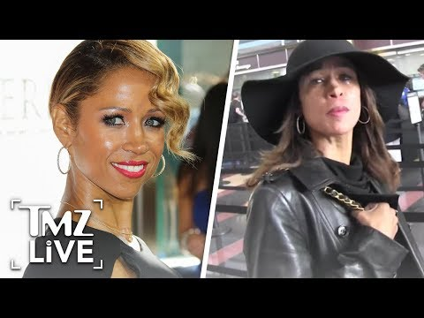 Stacey Dash Tells Court She's Too Poor For A Private Lawyer In DV Case | TMZ Live