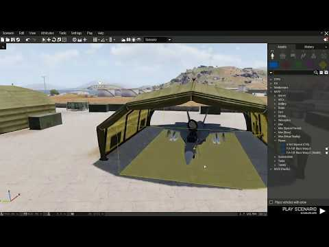 ARMA 3 - EDEN Editor w/ Jets DLC