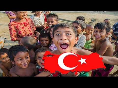 Rohingya Appreciating Turkey's Public And Turkey's Government part 2