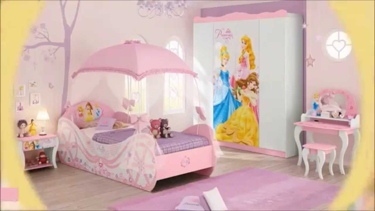 Cama com dossel princesas disney star pura magia youtube for Camas de princesas