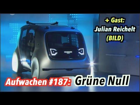 Aufwachen #187: Rasermord, fiese Diesel & Wahlkrampf + Gast Julian Reichelt (BILD)