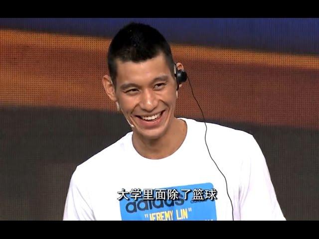 [Full Ver.] CCTV Storytelling - Jeremy Lin ??-??? ????? 14.Mar,2015