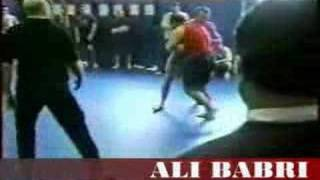 Caspian Tiger MMA Fight 2