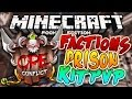 ConflictPE Prison & Factions Server! Minecraft PE (Pocket Edition)