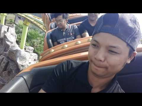 Travel in Bangkok Siam Park City Full HD 2017