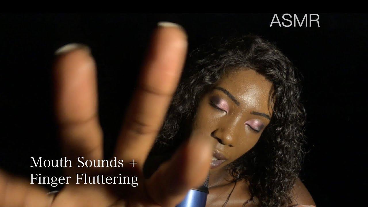 ASMR| Tingly Mouth Sounds 4 Sleeping alll dayyy 😴