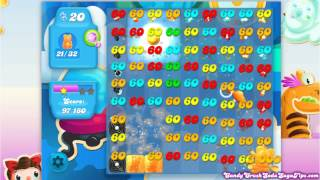Candy Crush Soda Saga Level 285 No Boosters