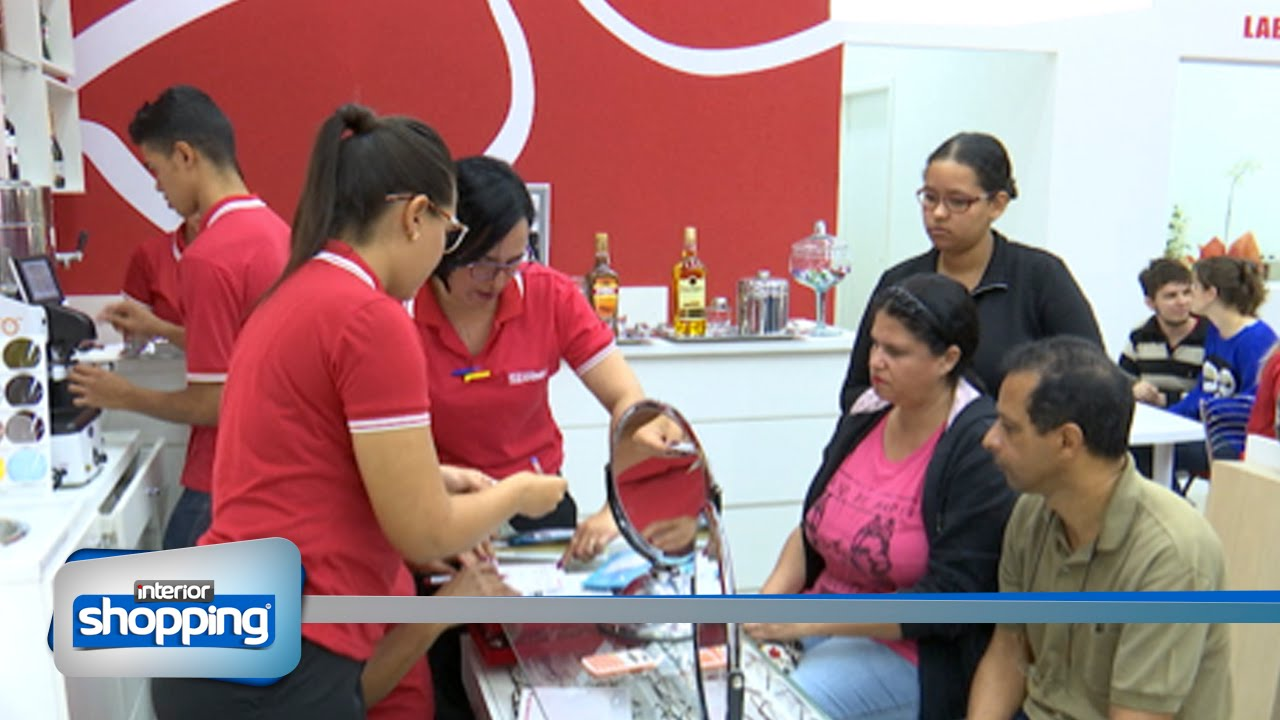 ee82c0d257079 ÓTICA DINIZ no Interior Shopping - YouTube