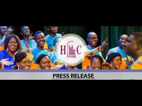 HARMONIOUS CHORALE GHANA PRESS RELEASE 2017