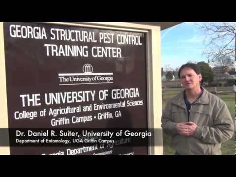 georgia structural pest control training facility in griffin m4v rh youtube com