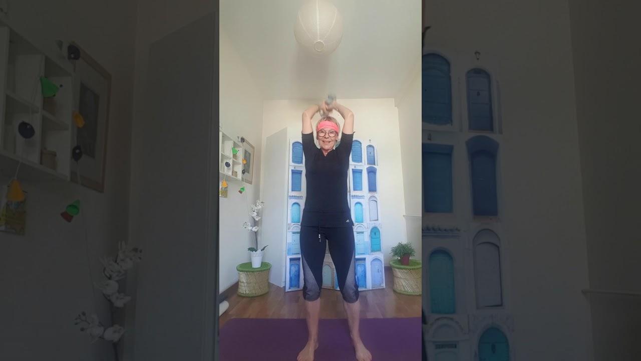 """""""Gym en douceur"""" : 18 minutes pour muscler et affiner ses bras"""