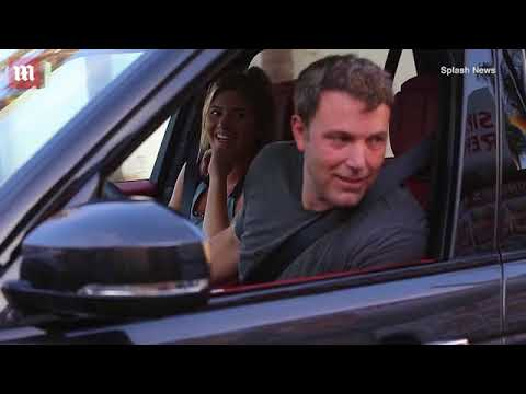 Ben Affleck and Playboy Model Shauna Sexton get Jack in the Box