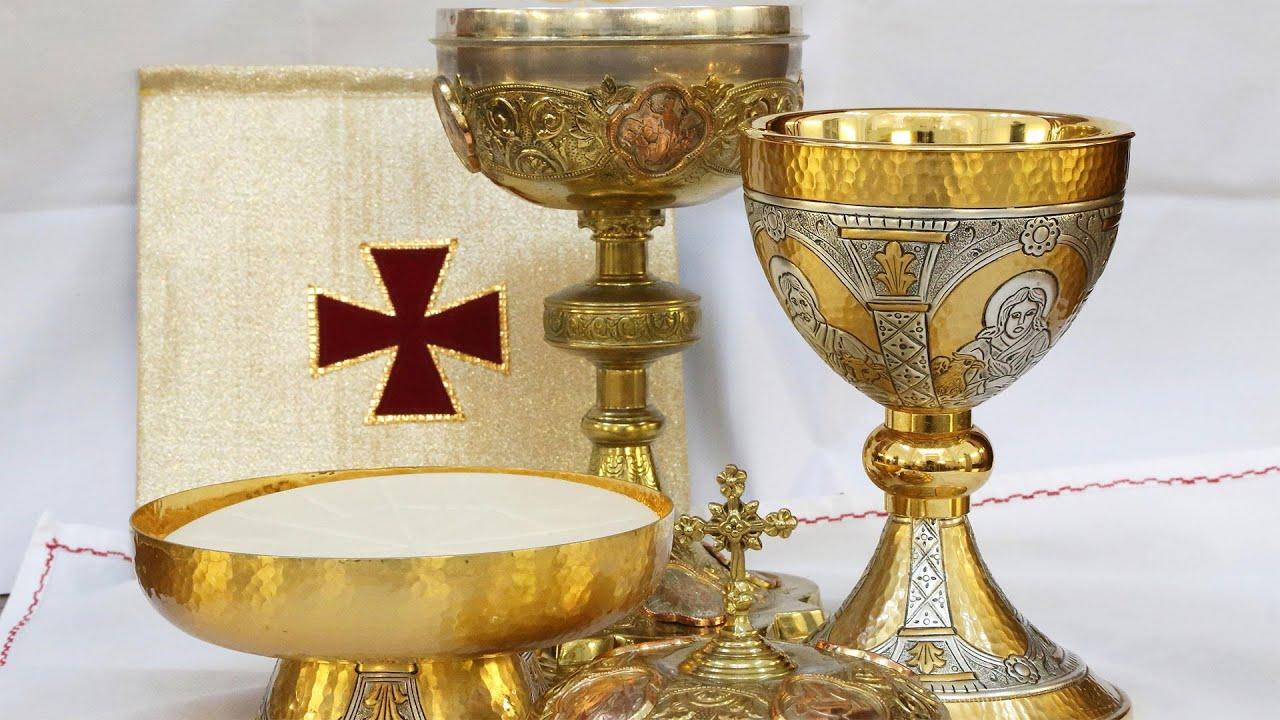 Thánh Lễ Chúa Nhật Lễ Lá 5 Tháng Tư 2020 dành cho những người không thể đến nhà thờ