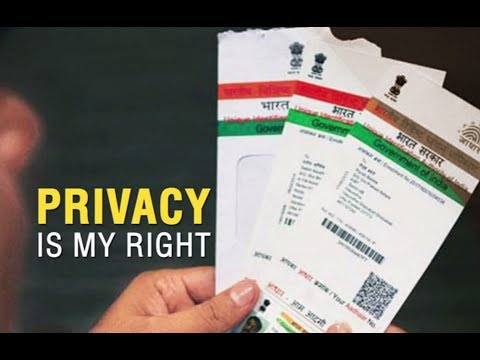 Is right to privacy a fundamental right under the Constitution of India?