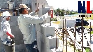 World of Amazing Modern Technology and Skilful Workers Making Construction Simple and Effective ▶ 4