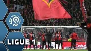 Stade Rennais FC - OGC Nice (2-1)  - Résumé - (SRFC - OGCN) / 2014-15