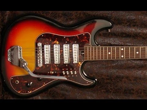 teisco guitars related keywords suggestions teisco guitars vintage guitar club teisco del rey et 440 de 1969