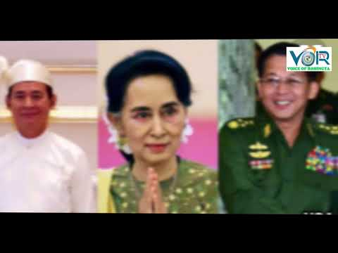 VOICE OF ROHINGYA [ VOR] DAILY NEWS 01/02 \2019 FRIDAY