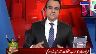 Imran Khan Elected 22 Prime Minister